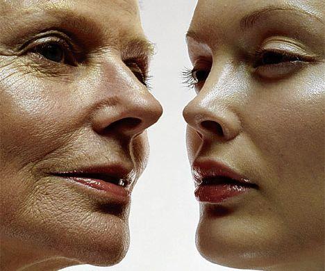 تزریق چربی در افراد مسن - پیر